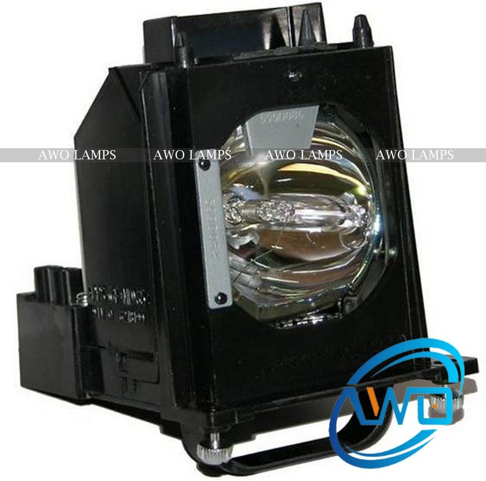 Projection TV 915B403001 Remplacement Lampe pour WD TV WD-73C8, WD-73C9, WD-82737, WD-82837, WD73736 WD73737 WD73835 avec Logement