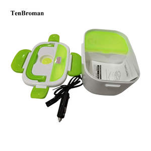 TENBROMAN Electric Heating Meal Lunch Box Food Container