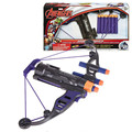 Marvel Avengers Nerf Blaster Hawkeye Longshot Bow Nerf Gun Come With 6 Darts Fires 40 Feet Toy Nerf Bow Bullets Toy In Box Gift