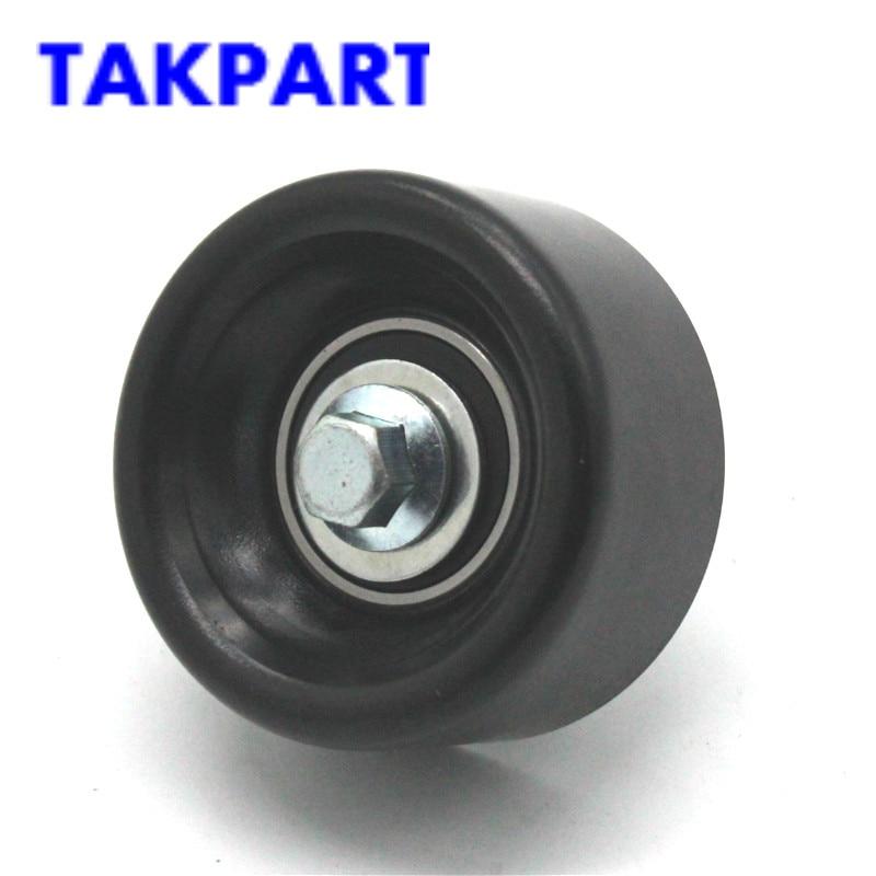 Transit Parts Transit MK7 2.4 RWD Fan Drive Belt Tensioner Pulley Brand New