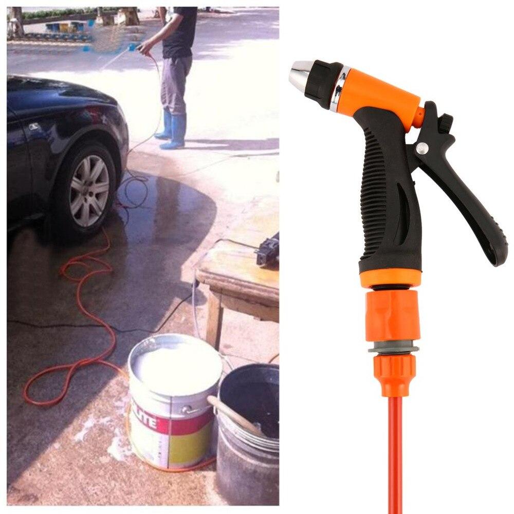 100W 160PSI 12V 6L High Pressure Car Auto Electric Washer Water Gun Pump Hose Kit