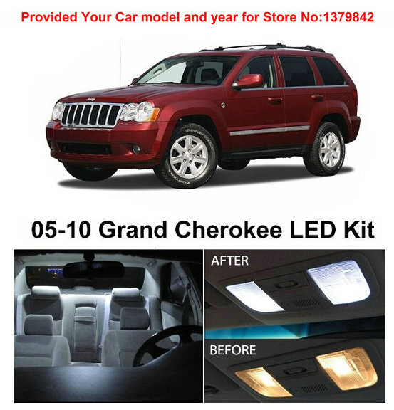 2002 Jeep Grand Cherokee Interior Lights Wont Turn On