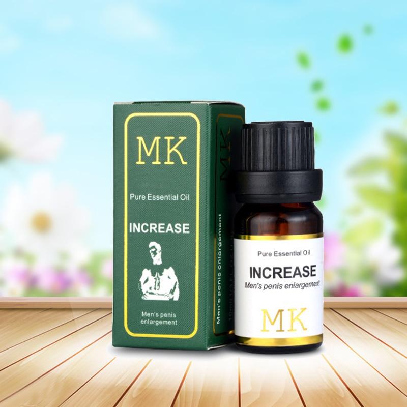 4Pcs Penis Enlargement Massage Oil Aphrodisiac For Men -2403