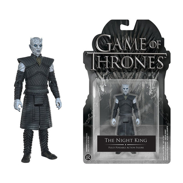 Game of Thrones The Night King Action Figure Toys