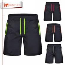 Men's Zipper Pocket Beach Shorts New Fashion Leisure Jogger