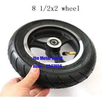 8 1/2X2 (50-134) внутренняя труба шины и обод для детской коляски тачки газовый скутер электрический скутер