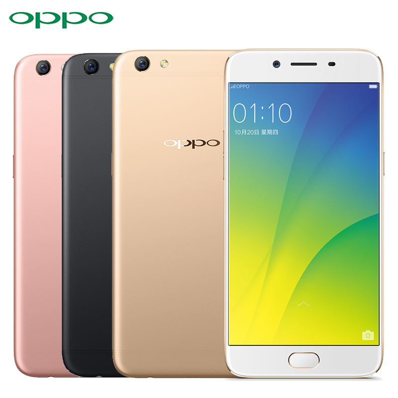Original Oppo R9s Plus Cell phone MSM8976 Pro Octa Core ROM 6GB RAM 64GB 6.0 inch Screen 4000mAh 16.0MP Camera 4G LTE Smartphone