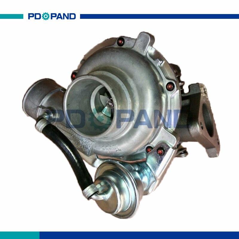 Moteur turbo partie RHF5 turbocompresseur roue de turbine pour ISUZU OPLE HOLDEN avec 4JX1 4JX1-T 4JX1-TC 4JX1T moteur diesel 3.0L