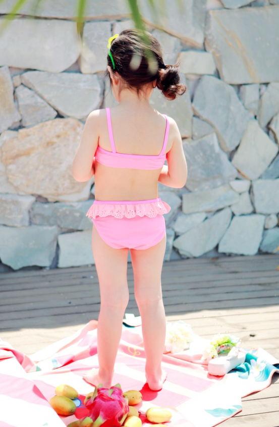 Juego de biquinis de dos piezas Chica de arena de julio para niños - Ropa deportiva y accesorios - foto 5