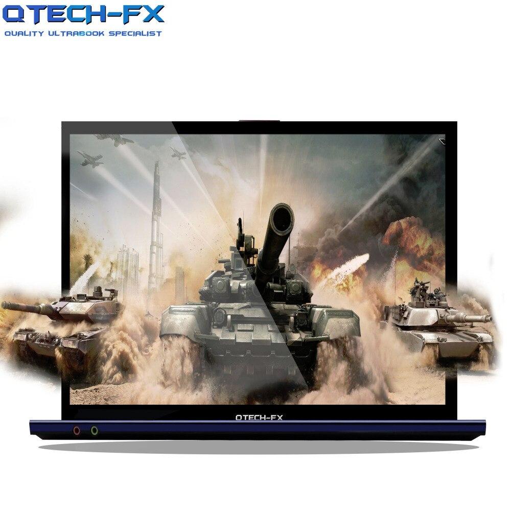 US $686 55 31% OFF|i7 8GB RAM SSD 256GB + 1TB Game Notebook 15 6 Fast CPU  Intel 1000GB Windows10 Business Arabic AZERTY Spanish Russian Keyboard-in