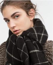 Cashmere Scarf women pashmina Soft Blanket scarf luxury brand designer scarves for women pashminas za tartan