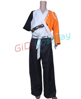 Custom Made OW Young Hanzo Cosplay Costume Any Size