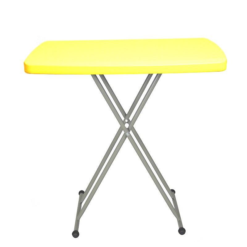 15%, красочный компьютерный стол, простой складной стол, регулируемый по высоте, обеденный стол для учебы, столик для ноутбука, подставка, под... - 2