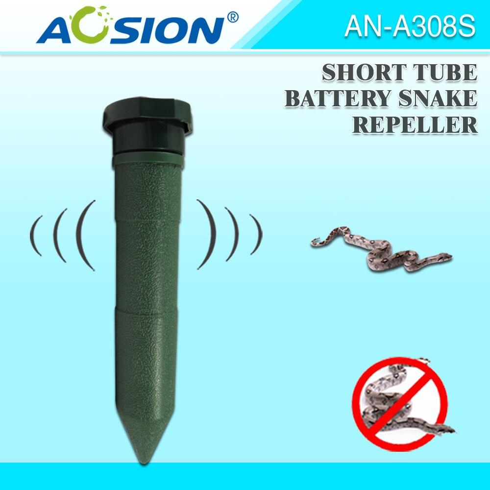 Aosion Außeneinsatz Batterie Sonic Anti Nagetier - Gartenzubehör - Foto 5