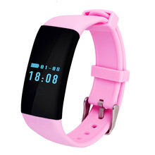 D21 Bluetooth Smartband Bracelet Heart Rate Monitor Waterproof NFC Pedometer Smart Wristband For iOS Android PK Mi Band TW64