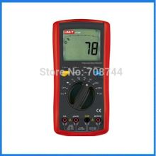 UNI-T UT70B LCD Digital Multimeter Volt Amp Ohm Temp Capacitance Tester(China)