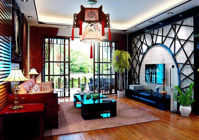 Traditional Chinese Living Room Easy Home Decorating Ideas