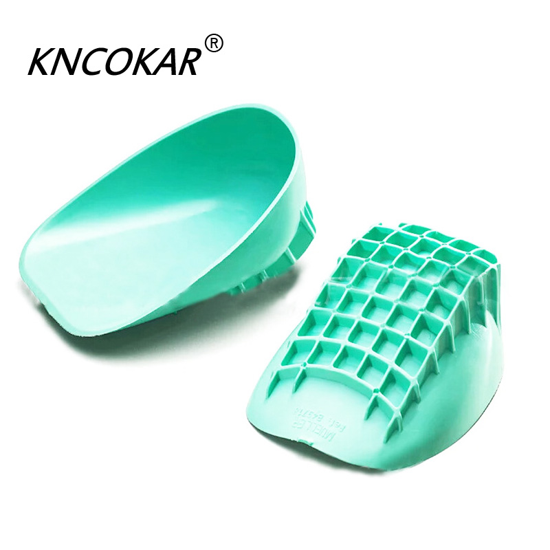 KNCOKAR Mens And Womens Heightening Pads Protect The Achilles Tendon Cushioning Insoles Increased insoles XFJ12KNCOKAR Mens And Womens Heightening Pads Protect The Achilles Tendon Cushioning Insoles Increased insoles XFJ12