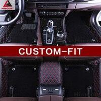 Custom fit автомобильные коврики для Honda Civic 8th 9th 10th поколения высокого качества 3D любую погоду автомобиль Стайлинг ковер rugs вкладыши