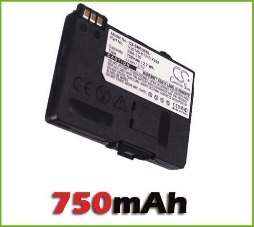 Cameron Sino batería para Siemens A51... A52... A55... A56... A57... C55... C56... C60... C61... C70... C71... CT56... M55... M56... M60... MC60... S55 batería