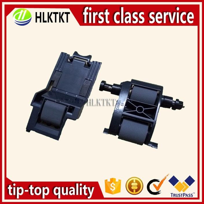 L2725-60002 for HP M525 575 680 630 M775 M725 X585 SJ7500 8500 ADF Maintenance Kit used original 90% adf maintenance kit 525mfp for hp575 725 775 7500 adf maintenance kit