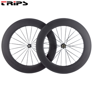 Image 5 - Ruedas de carbono de 38mm, 50mm, 60mm, 88mm, 700C clincher, R36, freno de basalto de eje tubular de cerámica, juego de ruedas de bicicleta de carretera
