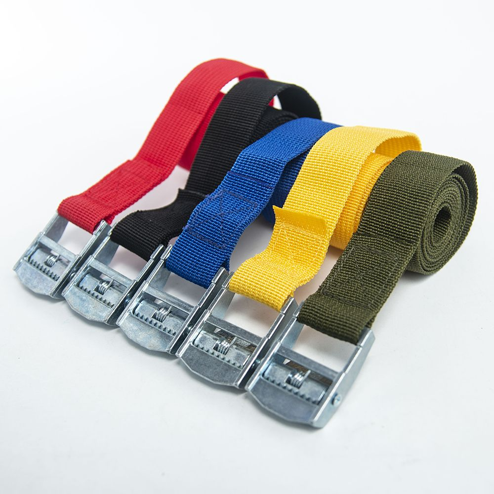 Belt Luggage-Bag Tow-Rope Fixing-Band Cargo-Strap Car-Roof-Rack Buckle 1M Travel