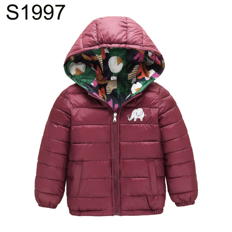 4-12 Years Children Clothing Winter Thickening Warm Coat Outerwear Enfant Kids Cartoon Hooded Casual Clothes Boys Top Jacket children clothing panda cartoon outwear boys girls winter wear thickening outerwear coat cotton padded childr children outerwear