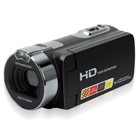 Video Camera Camcorder 2.7 Pollice HDV-312P DV LCD Rotante Schermo Futural JUN14 Digitale