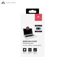Шторка для веб-камер Black Rock универсальная цвет черный