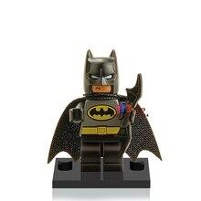 50pcs starwars superhero Micros Q Batman building blocks bricks friend for girl boy kids children toys