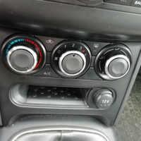 Para Nissan Qashqai 2012 Liga De Alumínio 3 pçs/set AC Knob Ar Condicionado Botão Interruptor de Controle de Calor Botão Knob Car Styling