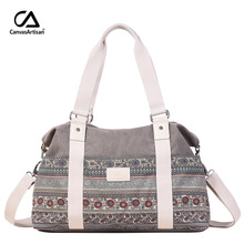 vintage style women hangbags high quality unisex messenger bags multifunctional tote  large capacticy