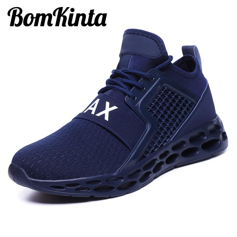 7529b5637 De 39 Venta dark Krasovki Hombres 2019 Hombre Casuales Tamaño Amortiguación  Caminando Marca Tenis Calzado Zapatos ...