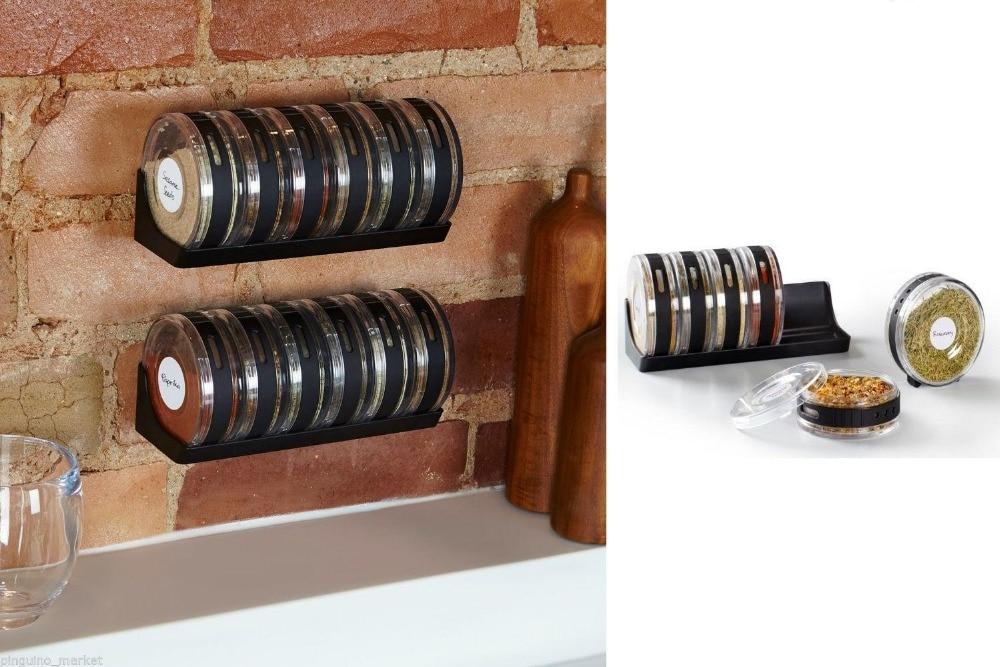 24 Set Lot Cylindra E Rack Of 6 Rotary Seasoning Box On Aliexpress Com Alibaba Group