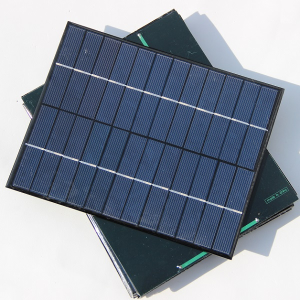 Wholesale 5W 12V Solar Cell Solar Module Polycrystalline DIY Solar Panel System 165*210*3MM 10pcs/lot High Quality Free Shipping