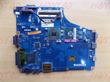 K000093580 For Toshiba L450 L450D L455 Laptop Motherboard GL40 DDR3 LA-5822P 100% Tested 6050a2488301 mb a02 for toshiba nb510 v000268060 laptop motherboard ddr3 motherboards 100% tested