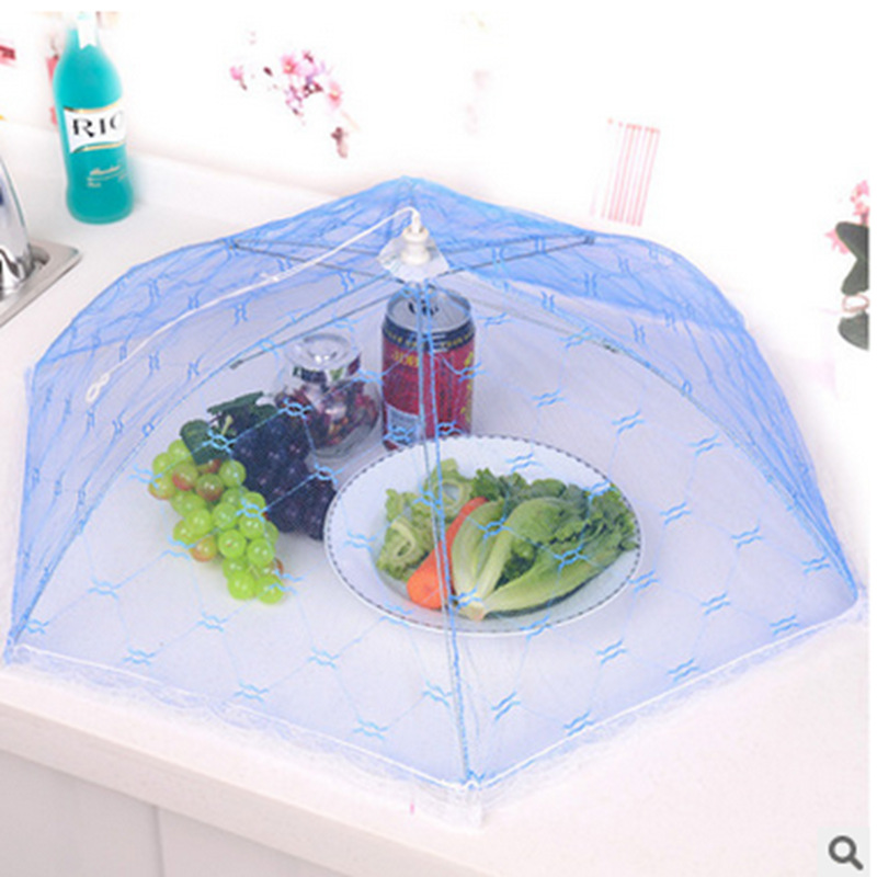 Table-Tent Meal-Cover Mosquito-Net Gauze-Umbrella Kitchen-Tools Anti-Fly Picnic 35/40cm