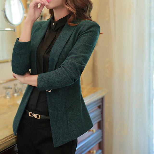 Office Blazer Jacket