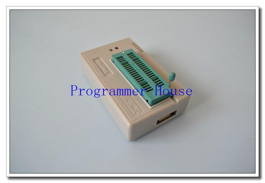 100% nouveau V8.33 TL866CS TL866A TL866II Plus programmeur universel minipro TL866 nand flash AVR PIC Bios USB programmeur + 27 adaptateurs - 5
