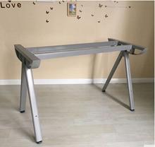 Table legs eight.. Desk frame metal stent. Plate frame.