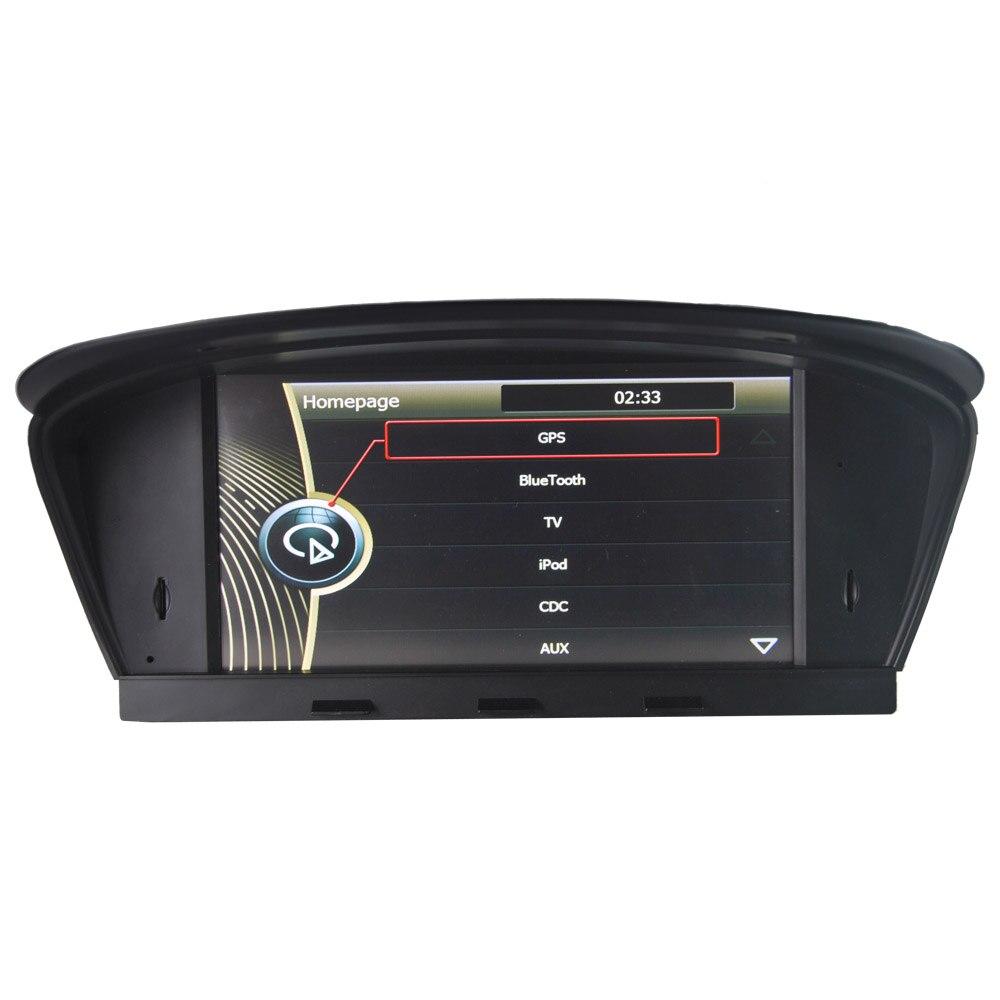 8 pour bmw s rie 5 e60 520i 525i 2003 2010 auto gps navigation headunit