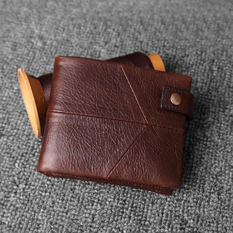 Cobbler Legend Slim ehtne nahast meeste rahakotid pikk rahakott raha sidur mees rahakott kaardi omanik äri disainer kõrge kvaliteediga