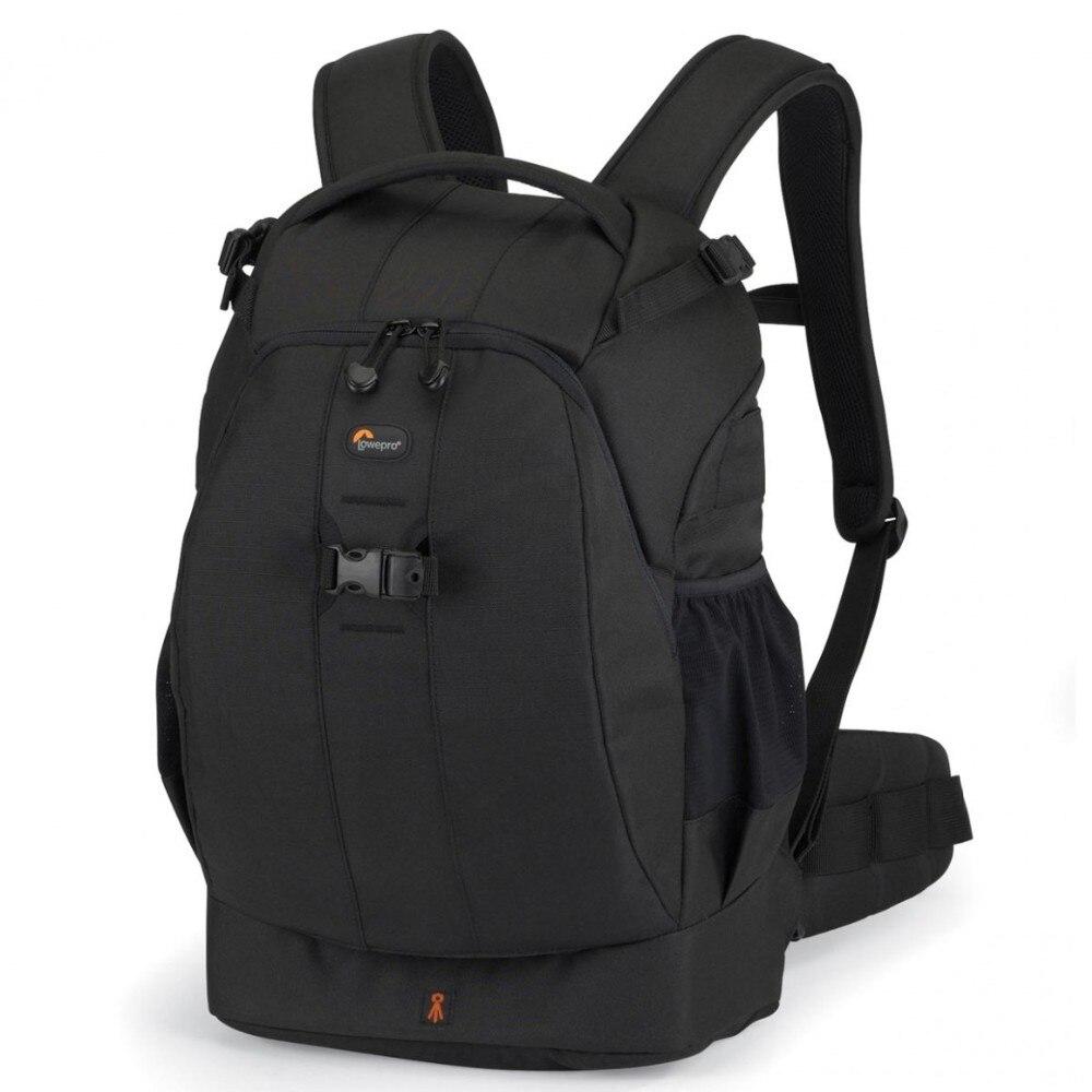 Envío libre genuino Lowepro Flipside 400 AW Cámara foto bolsa mochilas Digital SLR + ALL Weather Cover al por mayor