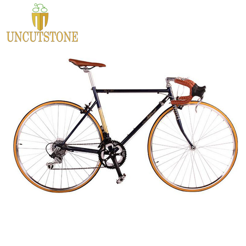 road bicycle fixie bike 700C vintage Fixed Gear bike Track 14 speeds road Bikeroad bicycle fixie bike 700C vintage Fixed Gear bike Track 14 speeds road Bike