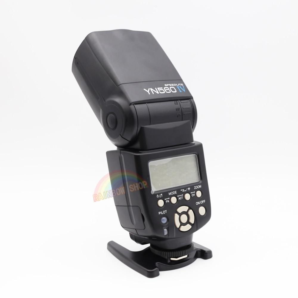 YN560IV YONGNUO Flash 2.4G Wireless Speedlite with Radio Master Mode for Canon 6D 7D 60D 70D 5D2 5D3 700D 650D,YN-560 IV 560IV original yongnuo yn560 iv yn 560 iv master radio flash speedlite rf 605 wireless trigger for canon 1000d 650d 600d 550d dslr