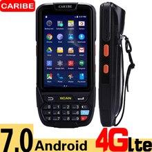 4.0 дюйма Bluetooth IPS экран 1D сканер штрих-кода смартфон