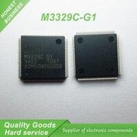 5pcs/lot free shipping M3329C-G1 M3329C G1 QFP integrated circuit IC 100% new original quality assurance
