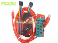 PICKIT2 Programmer PIC ICD2 PICKit 2 PICKIT 3 Programming Adapter Universal Programmer Seat Free Shipping