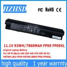 Оригинальный аккумулятор для ноутбука hp probook 111 7860 440